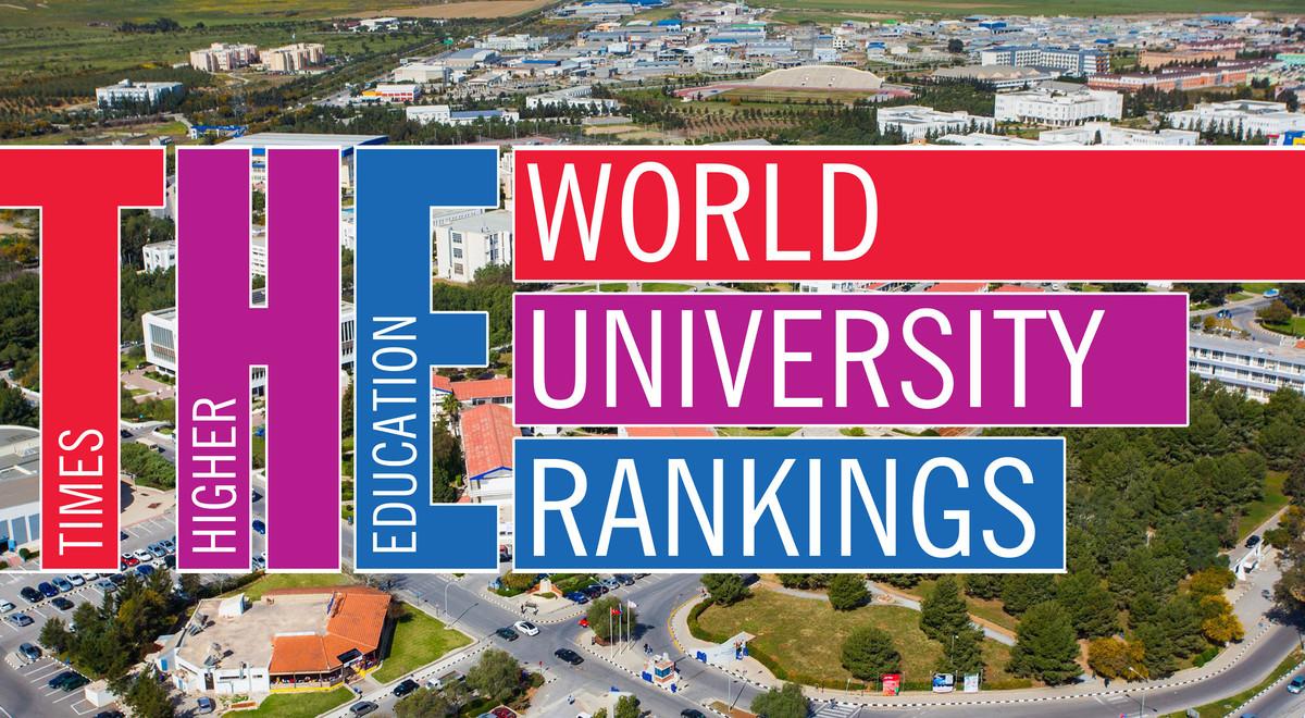 افتخار دانشگاه مدیترانه شرقی