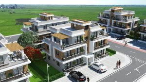 آپارتمان های یک و دو خوابه پروژه شهرک مدرن