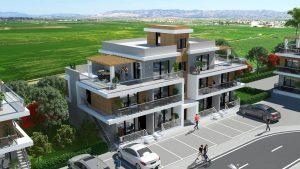 آپارتمان های یک خوابه پروژه شهرک مدرن