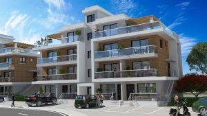 آپارتمان های یک و دوخوابه پروژه شهرک مدرن