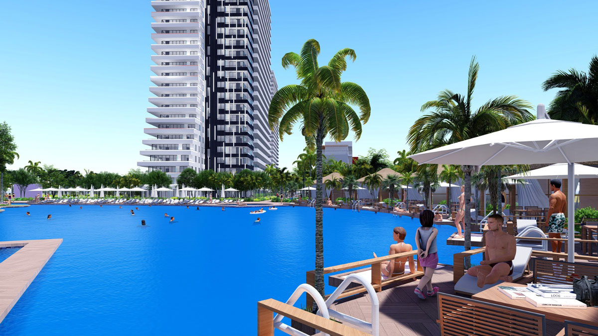 پروژه هتل مسکونی