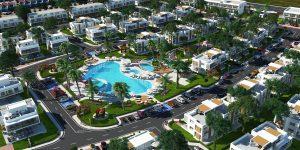 واحدهای آپارتمان 2+1 پروژه ساحلی چهار فصل