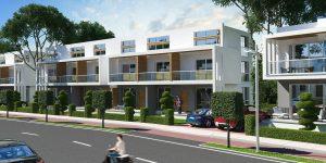 واحدهای آپارتمان 1+1 پروژه ساحلی چهار فصل